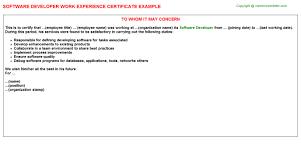 embedded software engineer cover letter embedded software