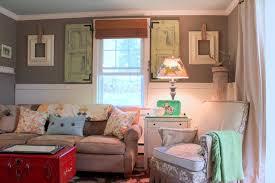 my houzz vintage farmhouse style shabby chic style living