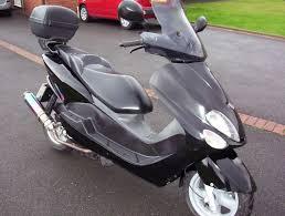 yamaha majesty yp125r scooter u002757 u0027 reg full service history vgc