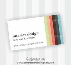 Interior Design Business Cards by Jorge Urías Garza 34 Architects Business Card Designs Gd