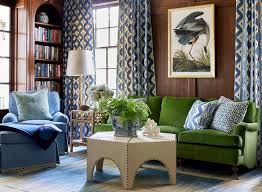 couch arm coffee table green velvet roll arm sofa with burlap hexagon nailhead coffee table