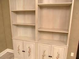 Unfinished Bookcases With Doors Unfinished Bookcase Free Shipping Doherty House Unfinished