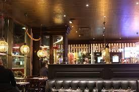 le bureau restaurant neuch el le bureau restaurant distance entre les tables picture of au