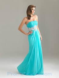strapless blue prom dress cocktail dresses 2016