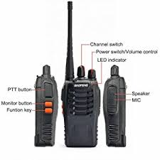 amazon black friday car head units amazon com baofeng bf 888s two way radio pack of 6pcs radios