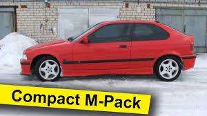 bmw e36 316i compact bmw e36 316i compact m pack review