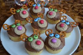 reindeer cupcakes cookies and chocolate u2013 health inspirations