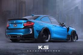 Bmw I8 Body Kit - bmw m2 coupé mit i8 bodykit virtuelles breitbau tuning