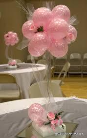 Table Top Balloon Centerpieces rose balloon topiary centerpiece http balloonhappyaz com wp