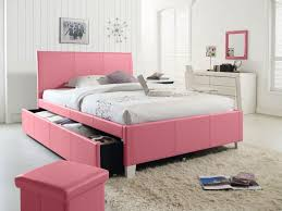bedroom design custom trundle beds made of wood with white