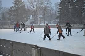 Best Backyard Hockey Rinks Neighborhood Ice Rinks Roseville Mn Official Website