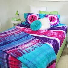 Tie Dye Comforter Set 40 Cool Tie Dye Projects To Add Color To Your Summer Diy U0026 Crafts