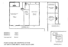 Floor Plan Of A Building Paducah Square Floor Plan