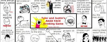 Meme Drinking Game - rage face drinking game weknowmemes