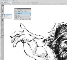 photoshop tutorial create artwork with both real and digital