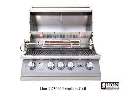 best of backyard lion premium grills u2013 l75000 32 u2033 gas grill