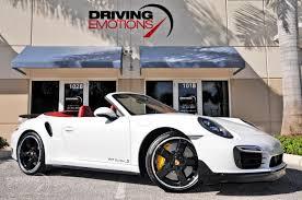used porsche 911 turbo s for sale 2016 porsche 911 turbo s cabriolet turbo s stock 5844 for sale