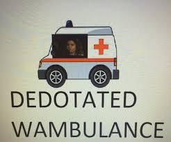 Wambulance Meme - wamify 2 dedotated wambulance by gamergunk on deviantart
