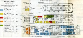 Cote D Azur Floor Plan by Hhvferry Com Deckplans