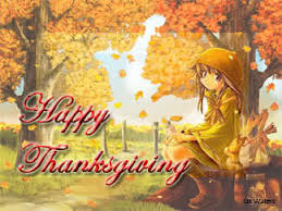 happy thanksgiving guys anime answers fanpop
