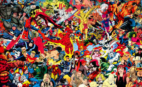 dc marvel superheroes wallpaper 58 images