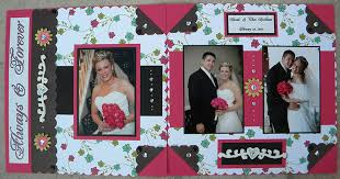 wedding scrapbooks albums simple wedding scrapbook ideas wedding styles