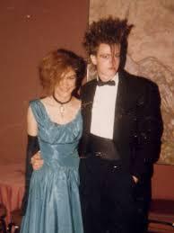 80s prom men frame