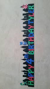 pj masks birthday banner pj masks pj mask pj
