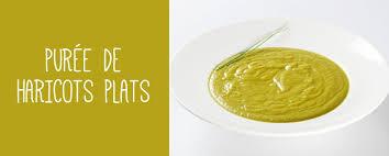 comment cuisiner les haricots plats idée recette pour bébé purée de haricots plats bio