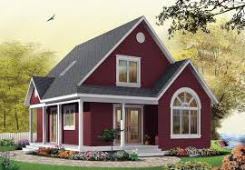 Small Country House Designs Cottage House Plan Chp 28554 At Coolhouseplans Com