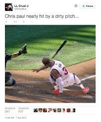 Chris Paul Memes - steph curry breaks chris paul s ankles memes flourish the latest