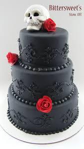 53 best skull wedding cake images on pinterest skull wedding