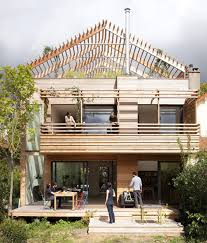 modern wooden homes eco house interior design architecture and