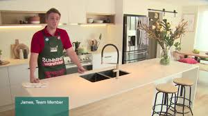kitchens bunnings design how to give your kitchen a modern d i y makeover d i y at