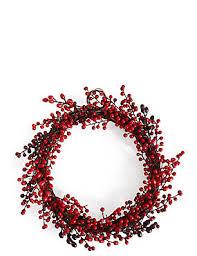 christmas wreaths xmas door wreaths with lights m u0026s