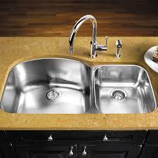 Kitchen Faucet Placement Blanco 16 Gauge Stainless Steel Sink Blanco Bar Bowl Satin