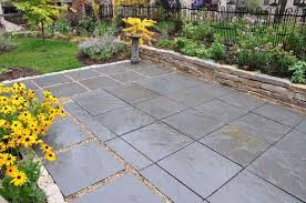 Bluestone Patio Images Showcase Patios Native Plants Natural Stone Sustainable Gardens