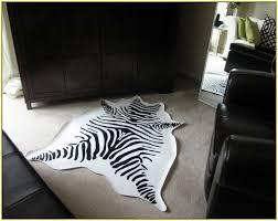 Ikea Hide Rug Zebra Skin Rug Ebay Roselawnlutheran