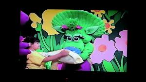 rock with barney part four 1991 youtube