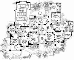 southwestern style house plans adobe southwestern style house plan 3 beds 50 baths 3959 sq plans