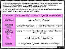 Text Decoration Html Html Tips And Tricks Teacher U0027s Toolkit