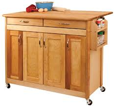 catskill kitchen island catskill craftsmen butcher block island with flat panel doors