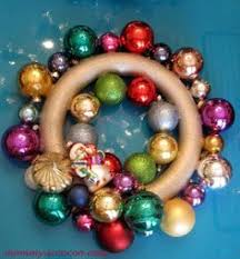 simple diy ornament wreath wreaths simple