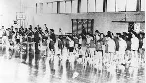 delle codroipo 1956 2016 il basket a codroipo la palestra delle scuole medie
