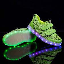 Kids Light Up Shoes Wing Led Shoes Kids Light Up Shoes Led Light High Heel Shoes Buy