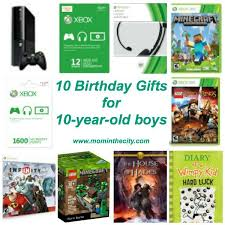 10 birthday gifts for 10 year boys