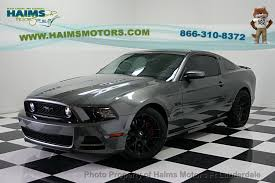 used 2014 ford mustang gt 2014 used ford mustang 2dr coupe gt premium at haims motors