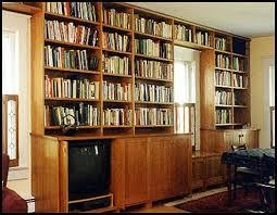 Bookshelves Cherry by Bookshelves In Cherry