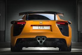 lexus lfa javier quiros car news ok full lfa nürburgring package details updated