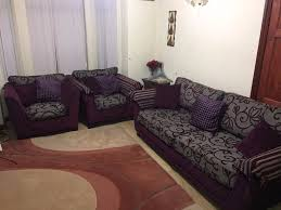 3 seater sofa single seater sofa 2x curtains matching designs